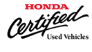 Honda Certified Used Vehicle logo
