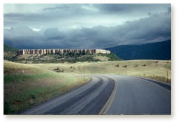 Antelope Butte, Wyoming