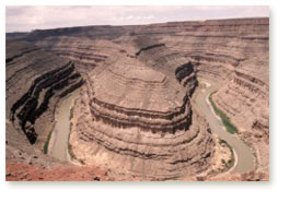 Goosenecks of the San Juan, Utah