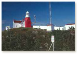 Twillingate Lighthouse, Newfoundland