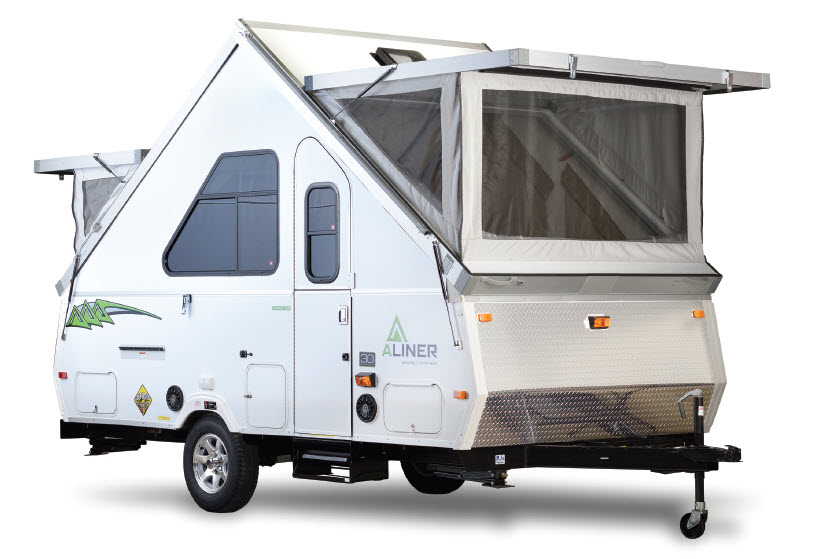 Used Aliner Travel Trailers For Sale Html Autos Post
