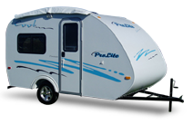 ProLite Ultralite Travel Trailers